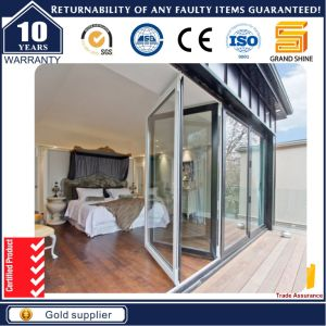 New Designed Foldable Double Glass Door for Country House pictures & photos