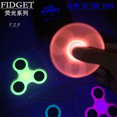 2017 Colorful Tri-Spinner Fidget Spinner Hand Spinner/Fidget Spinner pictures & photos