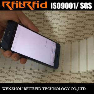 Custom Adhesive Printable Matte Paper NFC RFID Tag