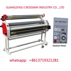 Pneumatic Hot Cold Laminating Machine Laminator