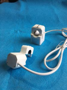 White Colour Split Core Current Transformer 10mm 50A pictures & photos