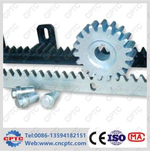 M6 C45 Steel Gear Rack for Sliding Gate pictures & photos