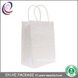 Shopping Bag Manufacture Kraft Paper Carrier Bags