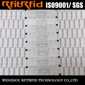 Custom Adhesive Printable Matte Paper NFC RFID Tag pictures & photos