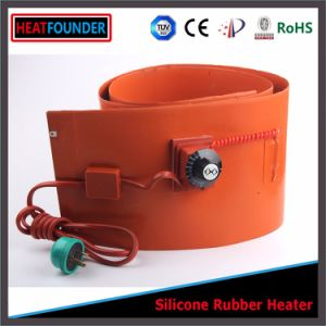 Silicone Rubber Heater Flexible Hot Electric Plate pictures & photos