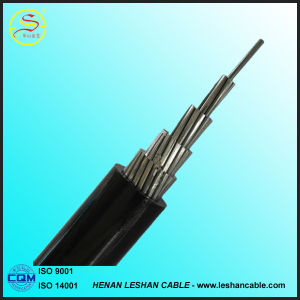 Overheaded Aerial Bundled Cable 0.6/1kv with Aluminium Conductor PVC / XLPE Insulated 2 Cores ABC NFC 33-209 pictures & photos