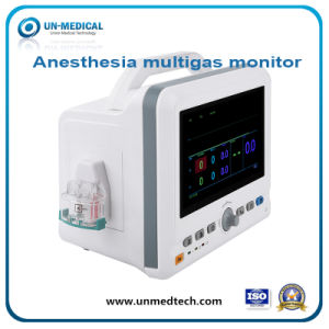 7 Inch Portable Multi Anaesthesia Gas Analyzer/Monitor/Anestheisa Machine pictures & photos