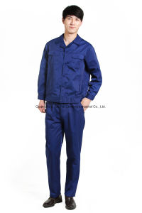 Safety Construction Worker′s Work Uniform for Neil Technician Workwear pictures & photos