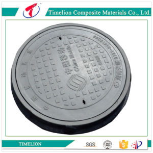 SMC Watertight Manhole Cover and Frame pictures & photos