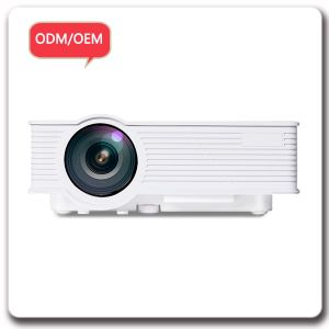Professional Useful New Type LED Home HDMI Micro USB LED Projector pictures & photos