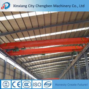 Electrical Single Beam 5 Ton Bridge Crane Price pictures & photos