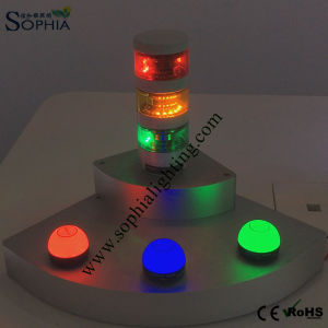 Touch Button Indicator Light, Illuminated Multipurpose Buttons pictures & photos