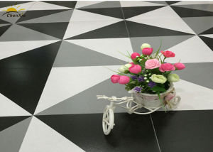 600X600 Polished Porcelain Tiles Antifouling Indoor Dining Room Floor Tiles pictures & photos