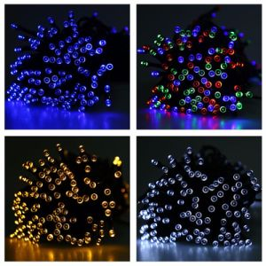 2017 Hot Selling Solar Powered LED Fairy String Light for Garden Decoration pictures & photos