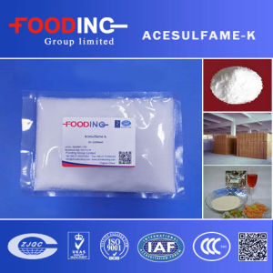 High Quality Sweetener Acesulfame-K Acesulfame K, Acesulfame Potassium Manufacturer pictures & photos