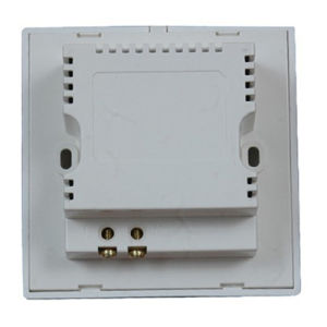 Home Universal 4 Ports 5V 3000mA Charging Plate USB Wall Socket Output with Night Light pictures & photos