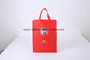 2017 New Material Non-Woven Bag Color Printing Ink Pyrograph pictures & photos