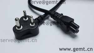 South Africa Power Cord High Quality pictures & photos