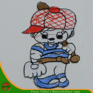 Patch Embroidered Embroidery (E-05) pictures & photos