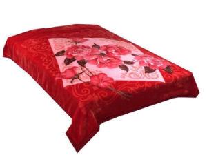 Super Soft Mink Blanket Sr-B170409-8 Polyester Printed Mink Blanket pictures & photos