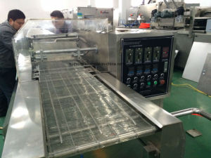 Kh 400 Small Chocolate Enrobing Machine pictures & photos