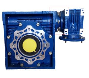 Double Worm Gearbox Nmrv063/030 Power Transmission Mechanical pictures & photos