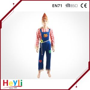 Cool Men Boys Farmer Suit for Party Cosplay Costume pictures & photos