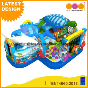 Undersea Fun City Inflatable Tortoise Amusement (AQ01736) pictures & photos