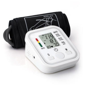Digital Upper Arm Blood Pressure Monitor pictures & photos