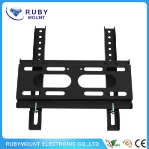 55lbs Loading Capacity Low Profile Wall TV Bracket pictures & photos