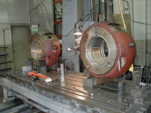 Slide Bearings for Ball Mill and Kiln Mill pictures & photos
