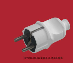2 Pins Schuko Plug and Socket for European Market pictures & photos