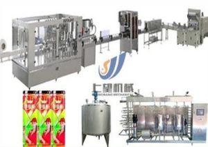 Tomato Processing Machine/Tomato Production Line pictures & photos