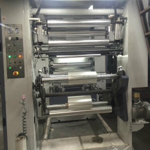 7 Motor 8 Color Rotogravure Printing Machine in 150m/Min pictures & photos