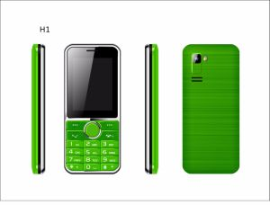 Custom Logo Made 2.4 Inch Dual SIM Cheap Feature Cell Phone Senior Mobile Phone C23 pictures & photos