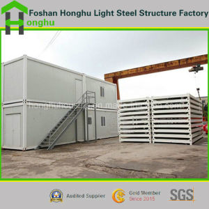 Movable Sandwich Panel Container House pictures & photos
