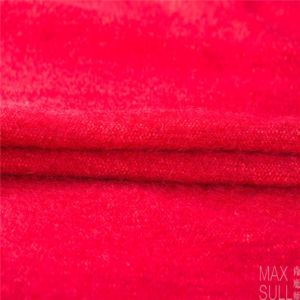 Good Luster Mixed Wool Fabric in Red pictures & photos