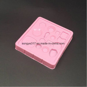 Pink Cosmetics Blister Tray Packing pictures & photos