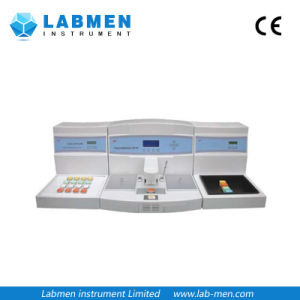 Automatic Slide Stainer with LCD Touch-Screen pictures & photos