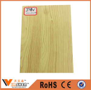Wood Color Chart of The Aluminum Composite Panel pictures & photos