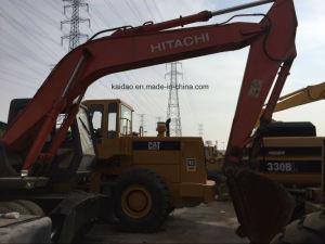 Used Hitachi Ex160wd-1 Excavator Original Paint pictures & photos