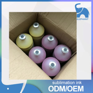 Chinese Fatory Price Low Temperature Sublimation Fluorescent Ink pictures & photos