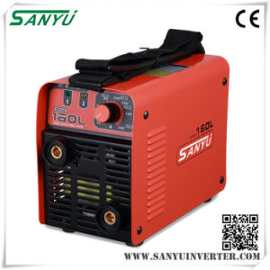 Sanyu 230V/1pH IGBT MMA Welding Machine (MMA-160L IGBT) pictures & photos
