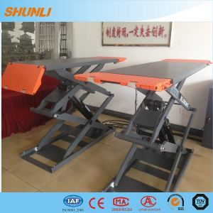 Ultrathin Small Scissor Design Used Hydraulic Car Lift pictures & photos
