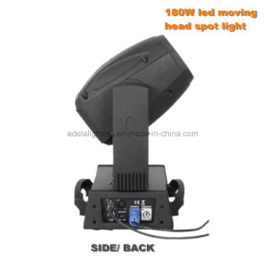 180W LED Moving Head Spot Light pictures & photos