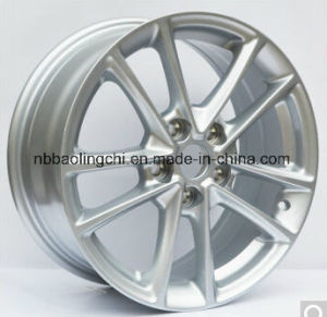 16xj7 Alloy Wheel with 5X108 for Ford pictures & photos