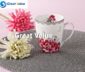 Mother′s Day Ceramic Cake Cup pictures & photos