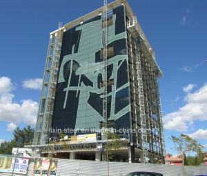 High Rise Steel Structure Office Building with Glass Curtain Wall pictures & photos