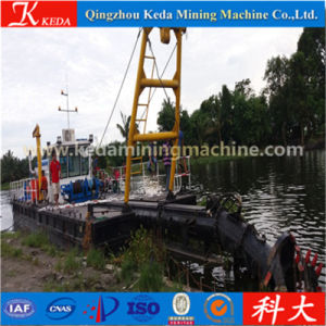 Factory Professional Chain Bucket Sand /Gold Dredger for Sale pictures & photos