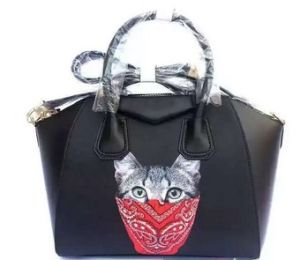 2017 Trendy Fashion PU Leather Handbag Ladies Hand Bag